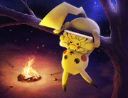 Pikachu 3ds commission by tsaoshin-d6bdd8n
