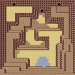 루사 여울의 동굴 썰물 입구방