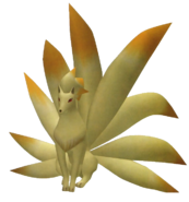 038Ninetales Pokemon Colosseum