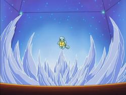 Bubble Ice Sculpture