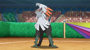 Gladion Silvally Fighting