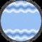 도트 아이콘 파도타기매트 6