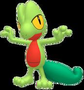 252Treecko Pokémon HOME