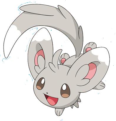 minccino pokémon wiki fandom powered by wikia