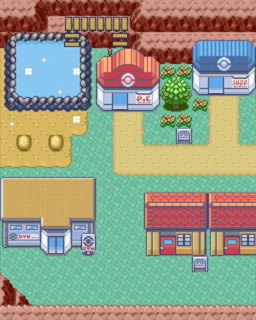 Lavaridge Town Pokémon Wiki Fandom