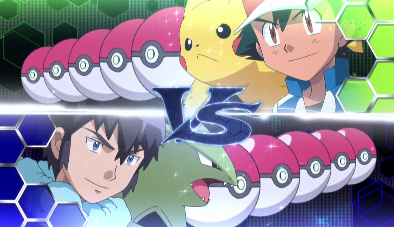 Pokemon Ash Coach Ash Ketchum and his Pokemon best friends 1