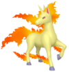 078Rapidash Pokémon HOME