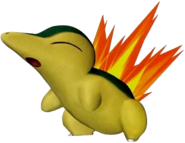 155Cyndaquil Pokemon Colosseum