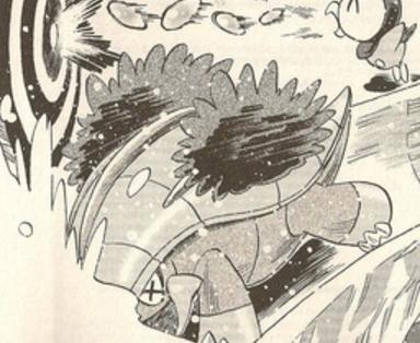 Ash's Grotle DP