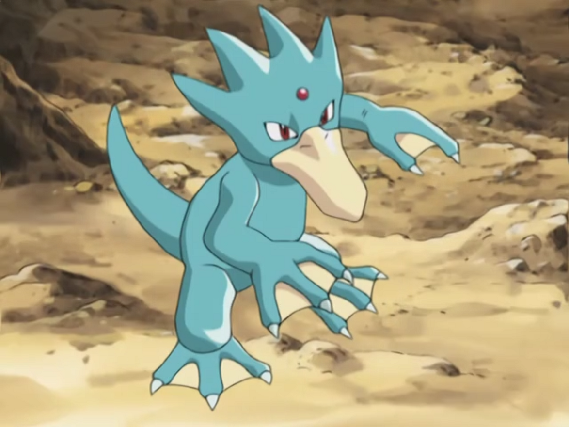 Photo of golduck pokemon