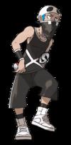 Team Skull Grunt(M)SMsprite