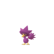 Murkrow GO Shiny