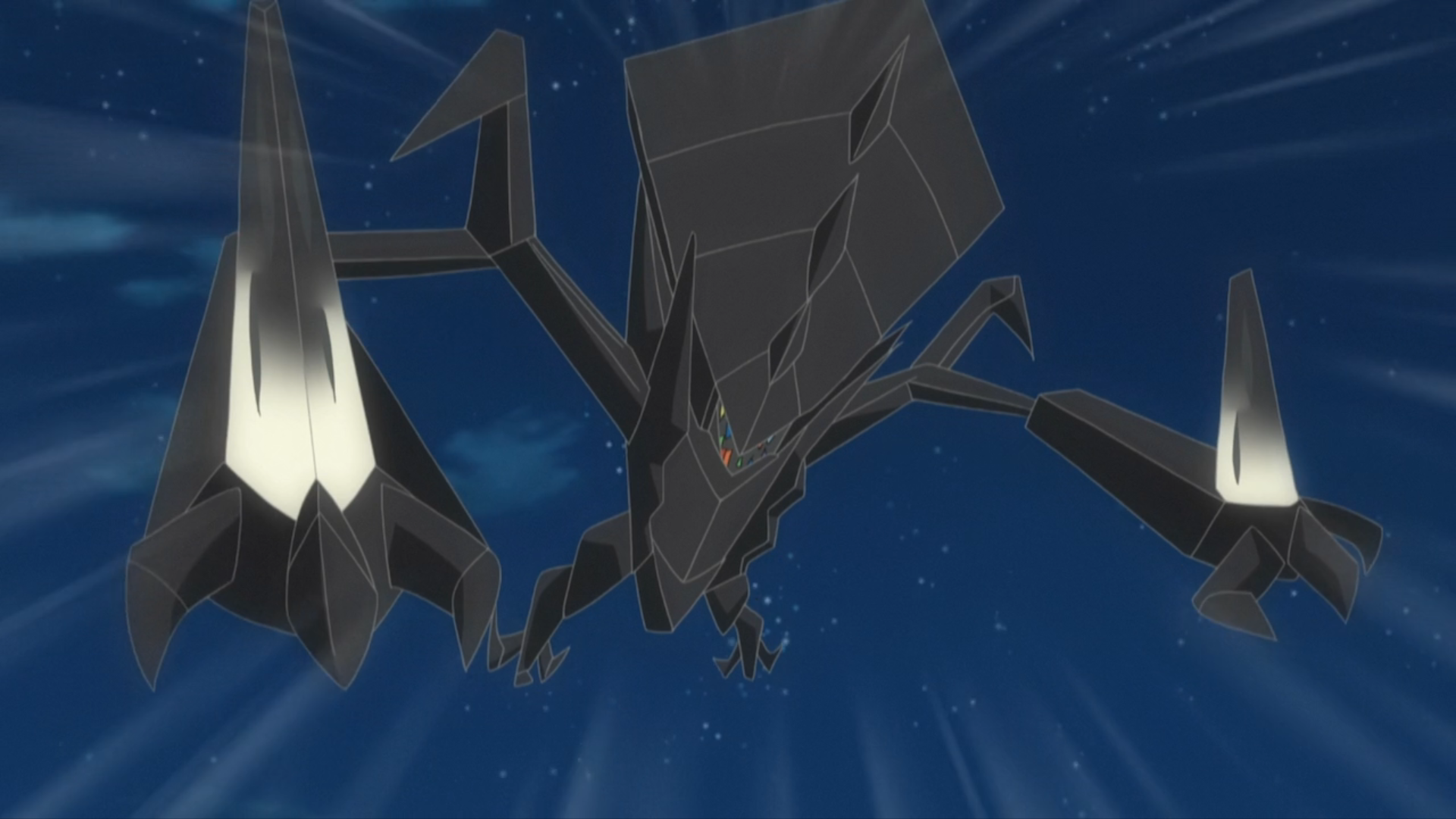 Necrozma Anime Pok 233 Mon Wiki Fandom Powered By Wikia