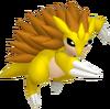 028Sandslash Pokémon HOME
