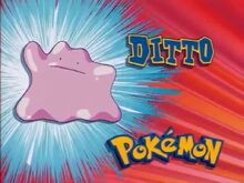 Ditto- Who's That Pokémon
