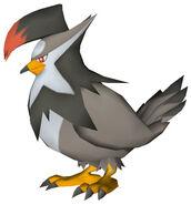 398Staraptor Pokémon PokéPark