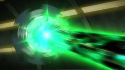 Brycen Cryogonal Aurora Beam