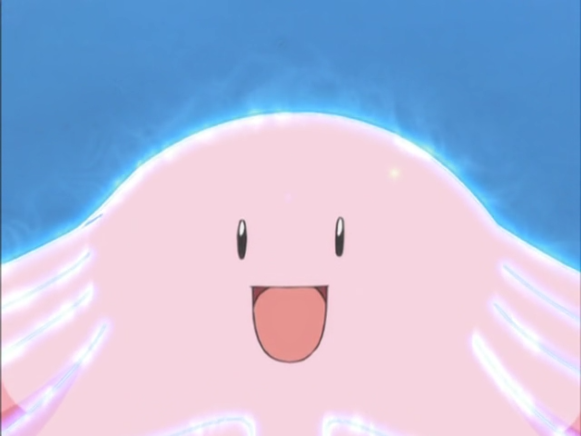 Spenser Chansey