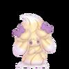 869Alcremie Caramel Swirl Ribbon Sweet Pokémon HOME