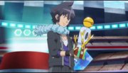 Kalos League Trophy