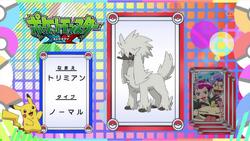 Pokémon Quiz XY008