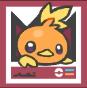 도트 아이콘 빨강포스터 6