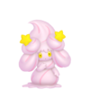869Alcremie Ruby Cream Star Sweet Pokémon HOME