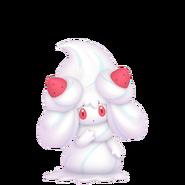 869Alcremie Salted Cream Strawberry Sweet Pokémon HOME