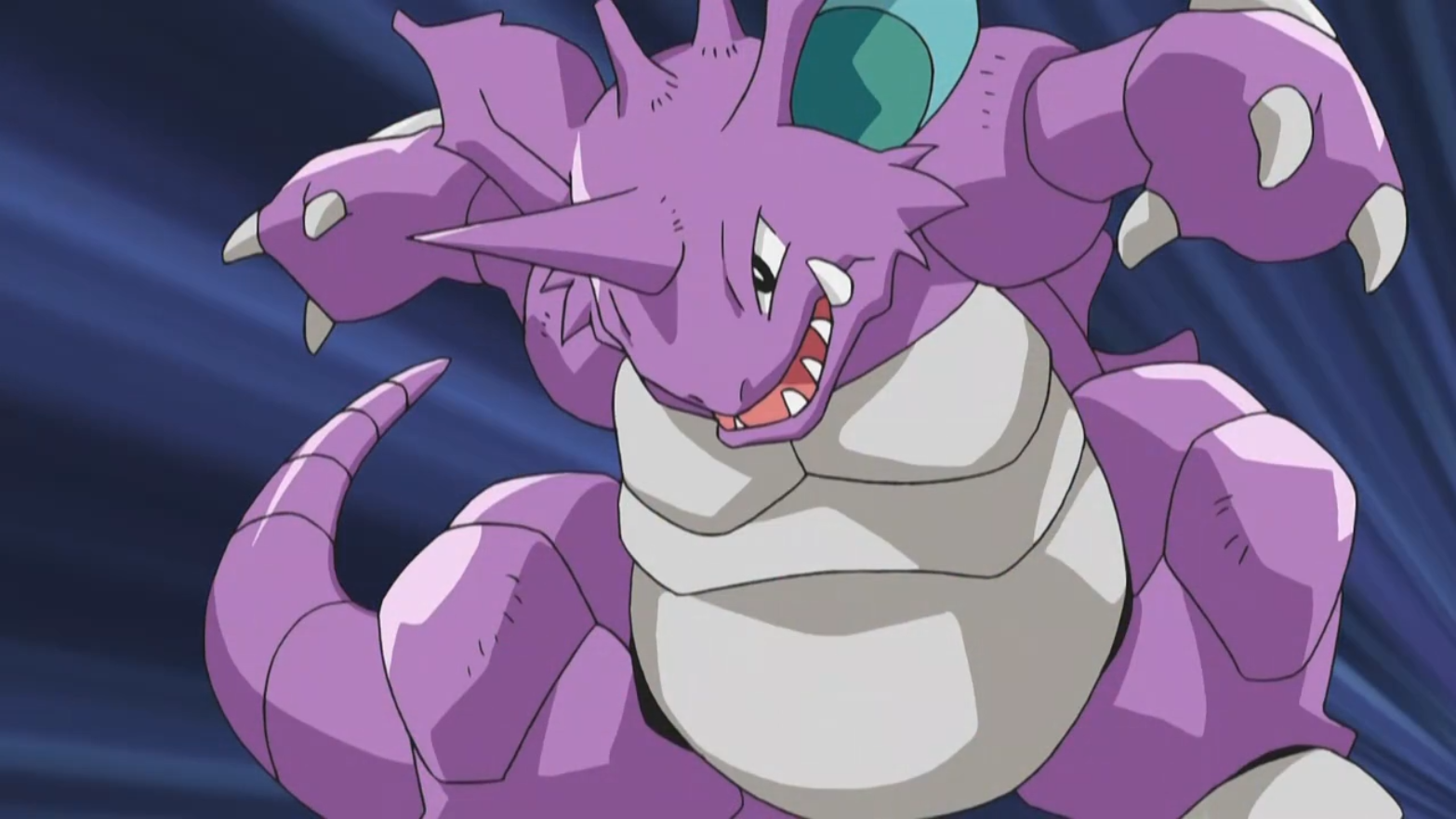 Paul Nidoking