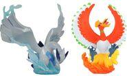 Pokémon HGSS pre-order toy figures