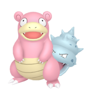 080Slowbro Pokémon HOME