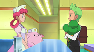 Pokemon cilan and brock gyarados outrage english dub