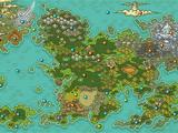 포켓몬스터 세계 (불가사의 던전)