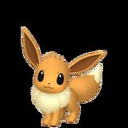 133Eevee Female Pokémon HOME