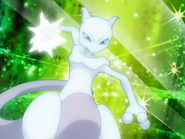 Mirage Mewtwo Mega Punch