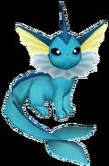 134Vaporeon Pokemon PokéPark