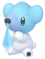 613Cubchoo Pokémon HOME