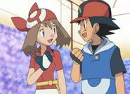 May and Ash