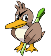 083Farfetch'd OS anime