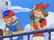 Ash and may eating