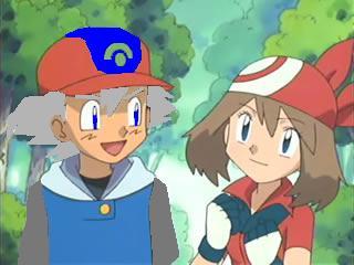 May and Ash Talking