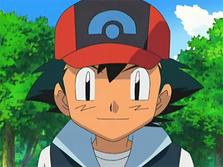 Ash happy