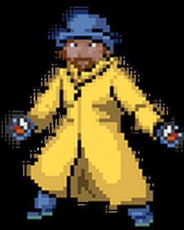 Fisherman Barnabas Pokemon Apex Wikia Fandom