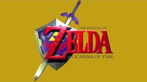 Hyrule Field - The Legend of Zelda Ocarina of Time