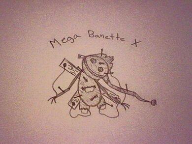 Mega Banette X