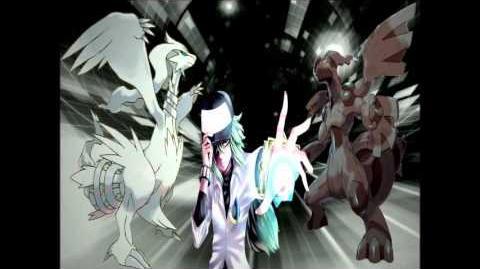 Pokemon Black and White 2 N Battle Theme Extended