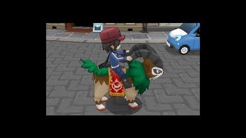 Pokémon X and Pokémon Y UK Gameplay Trailer