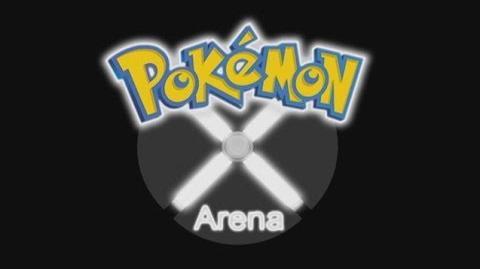 Pokemon Arena X 2014 Trailer