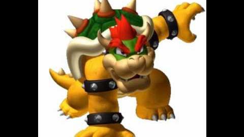 Super Mario 64 Song- Final Bowser Theme