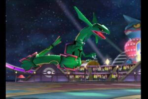 Rayquaza--screenshot large